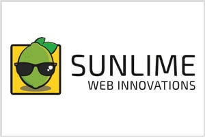 Logo Sunlime Web Innovations